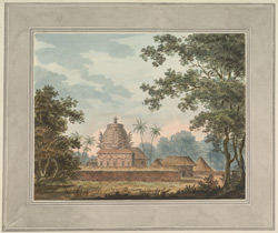 Temple at Tinnevelly